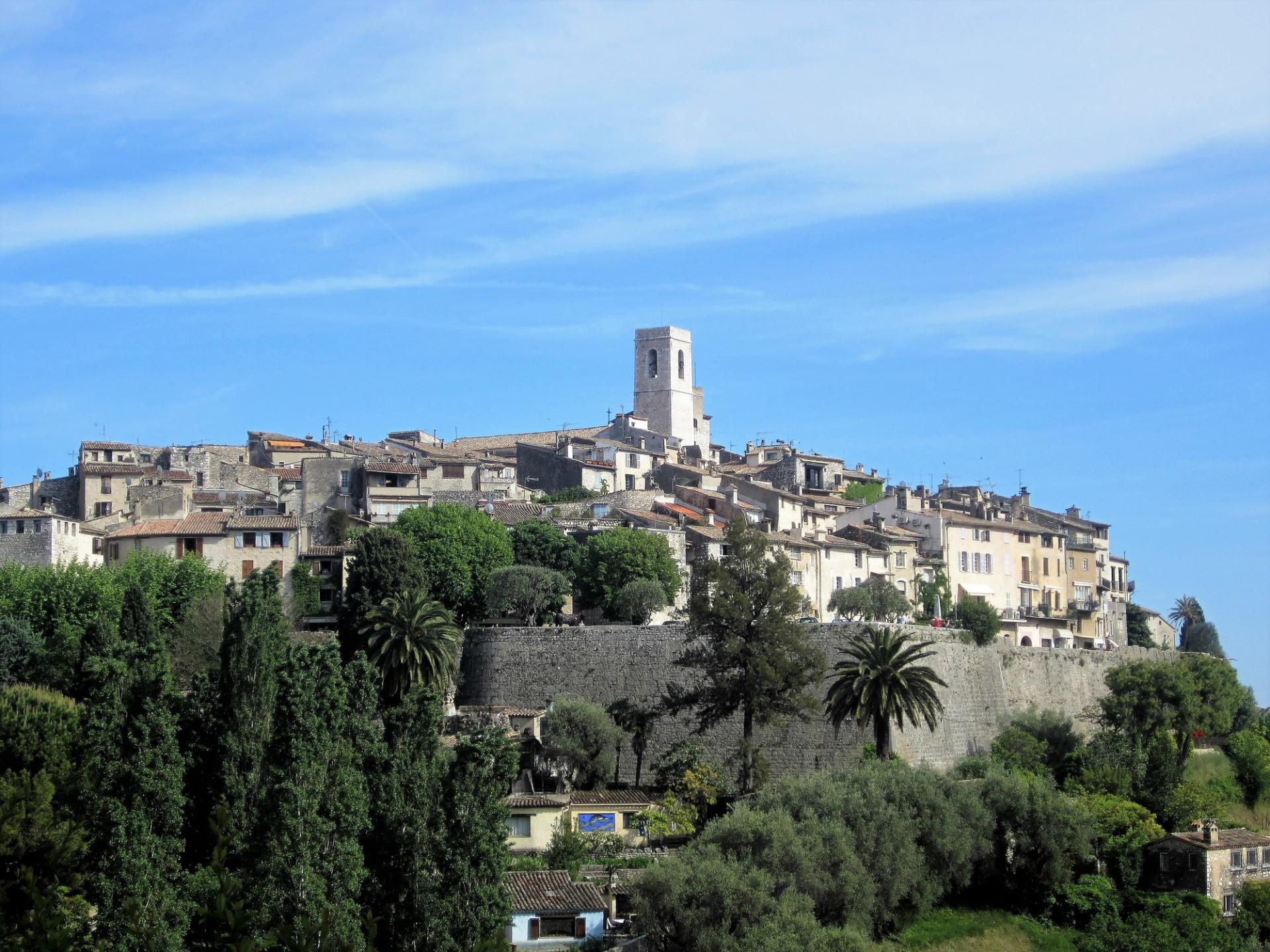 Bezoek Saint-Paul de Vence vanuit SINE TEMPORE VENCE