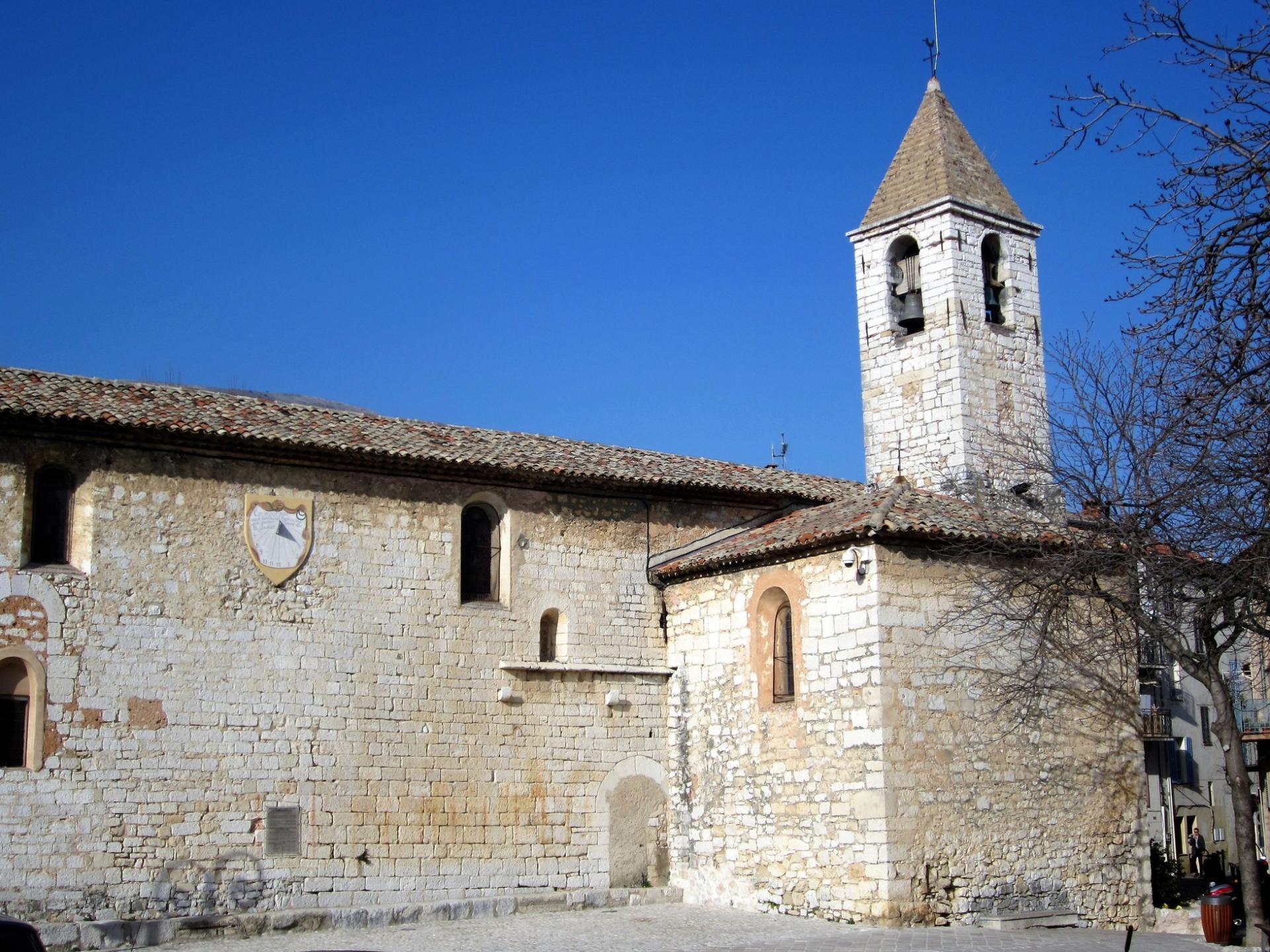 Bezoek Tourrettes-sur-Loup vanuit SINE TEMPORE VENCE