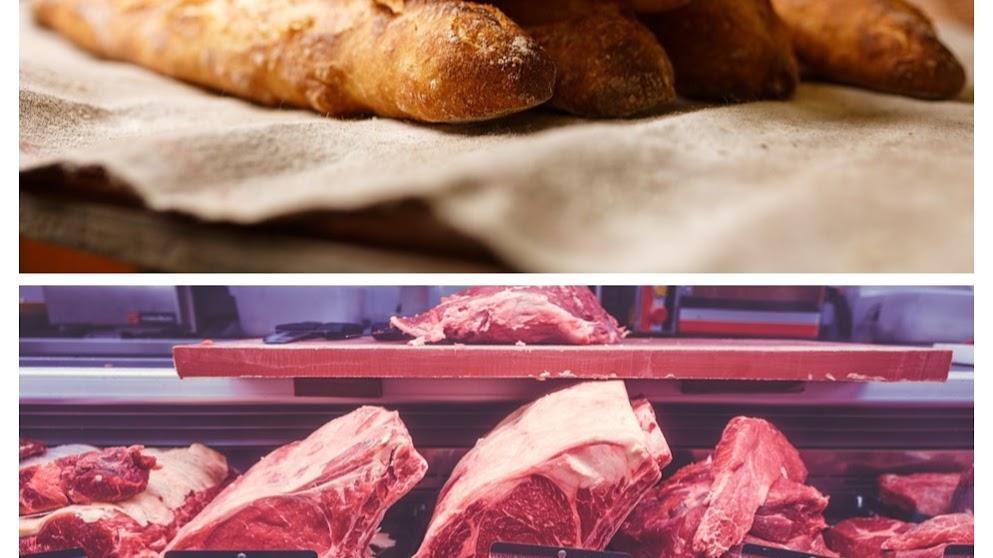 Bouchers & boulangers à Vence