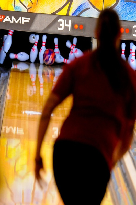 Bowling in Antibes