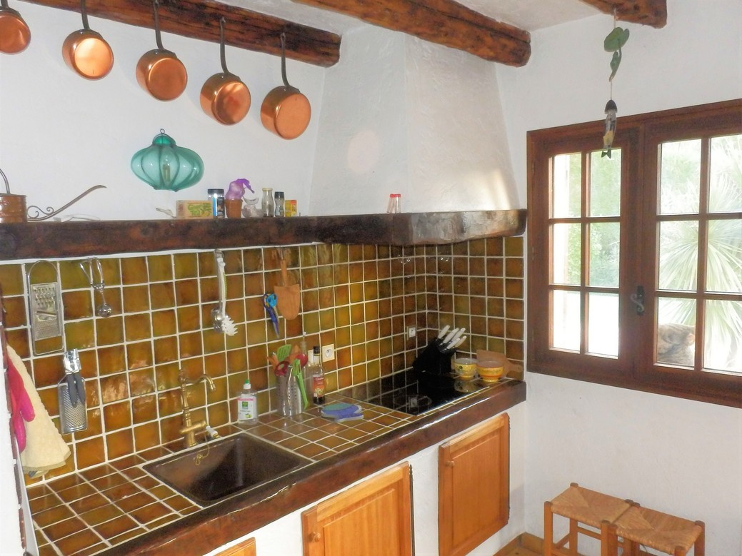 Kitchen holiday house