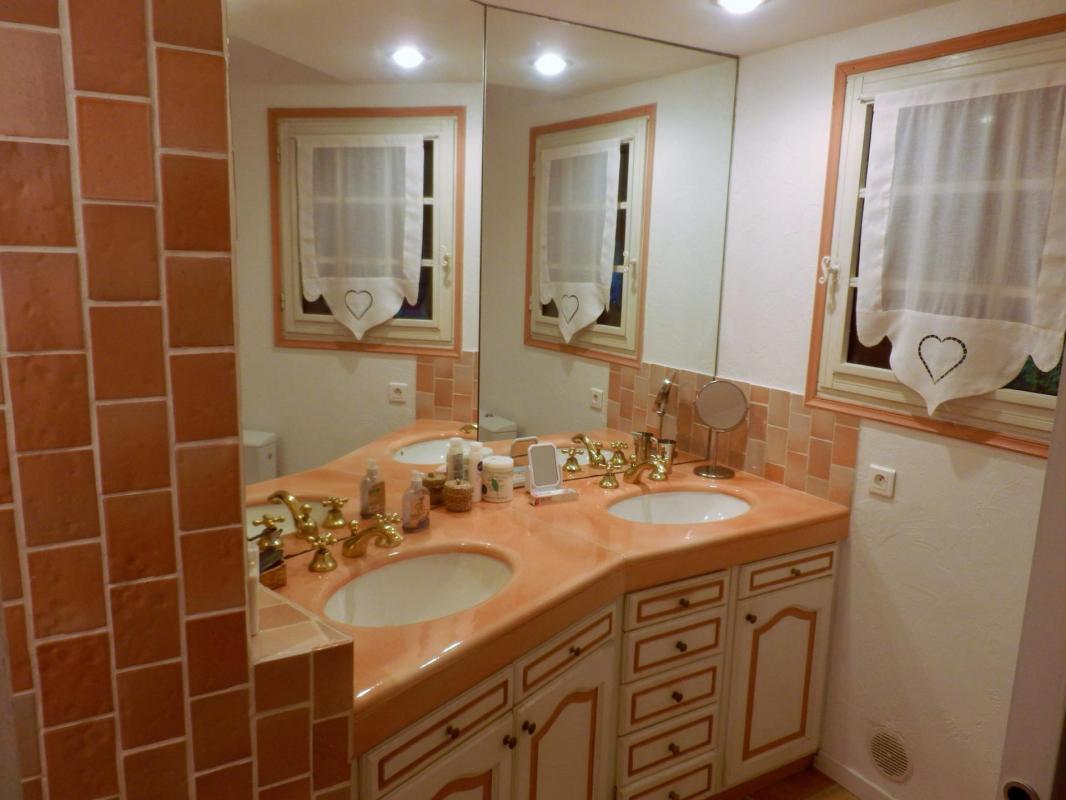 Badkamer noordkant vakantiehuis